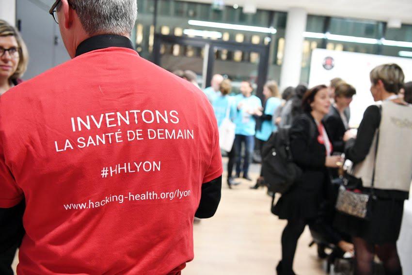 Qui se cache derrière le Hacking Health Lyon #4?