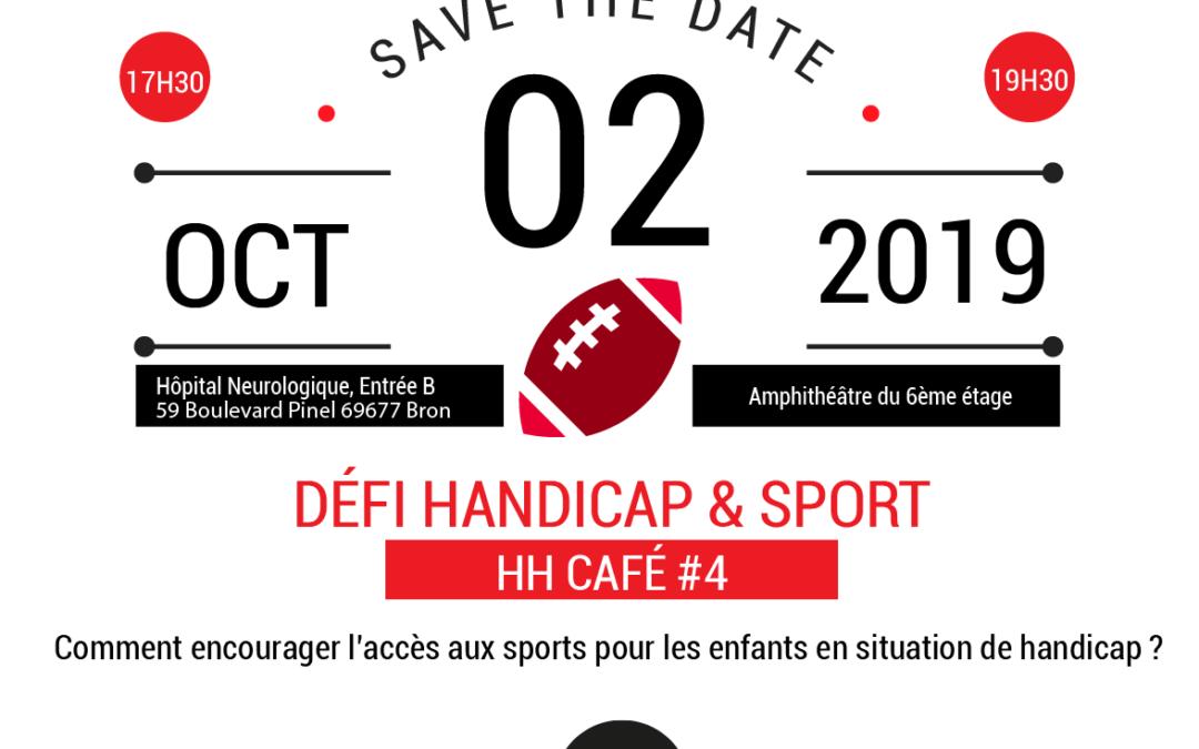 HH_Café Défi #4 : sport et handicap