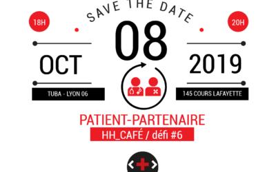 HH_Café Défi #6 : patient-partenaire