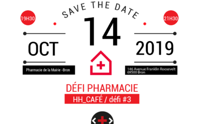 HH_Café Défi #3 : pharmacie 2.0