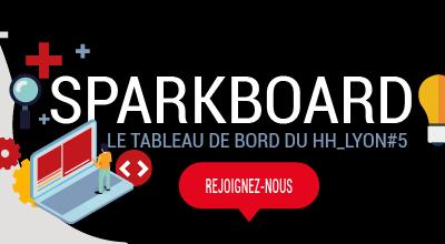 Découvrez le Sparkboard